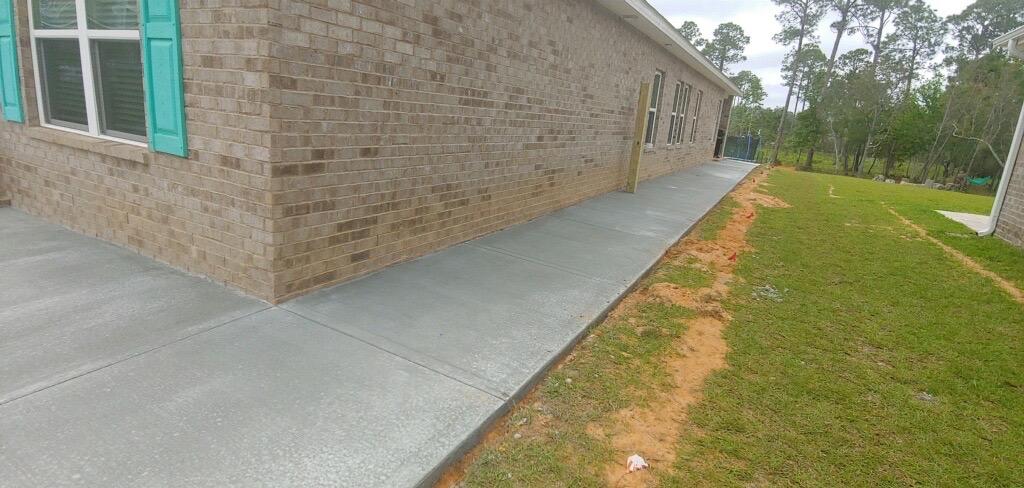 concrete sidewalk provo