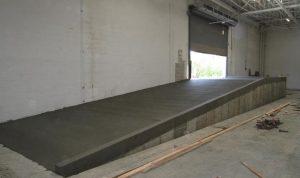 loading dock ramp