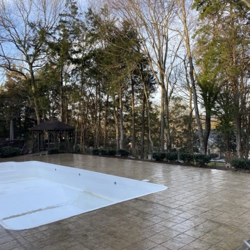 pool decks in provo